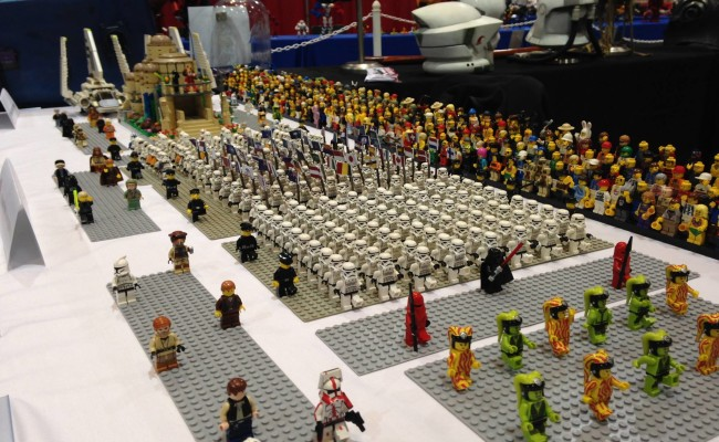 March 28 & 29- Brickuniverse 2015 (Raleigh, NC)