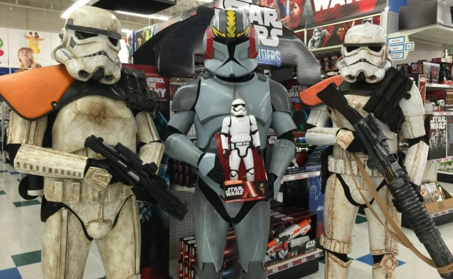 Sept. 4 – Toys 'R' Us Force Friday Midnight Launch Event (Winston-Salem, NC)