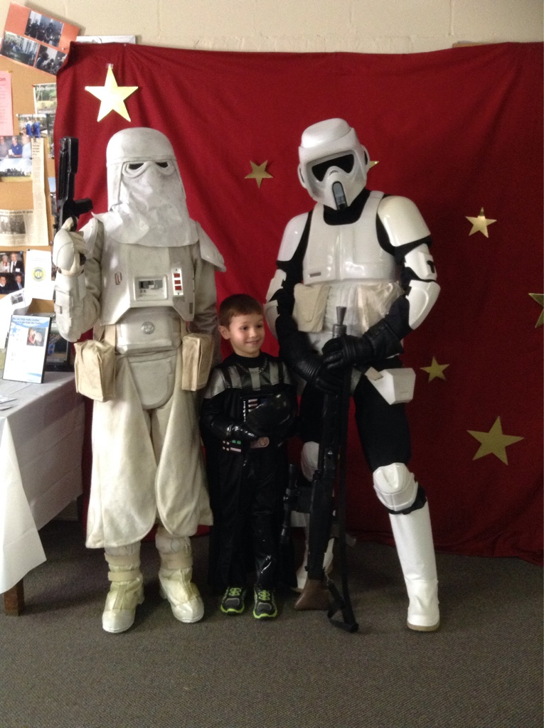 501st Legion Carolina Garrison Oct 24 Private Bday