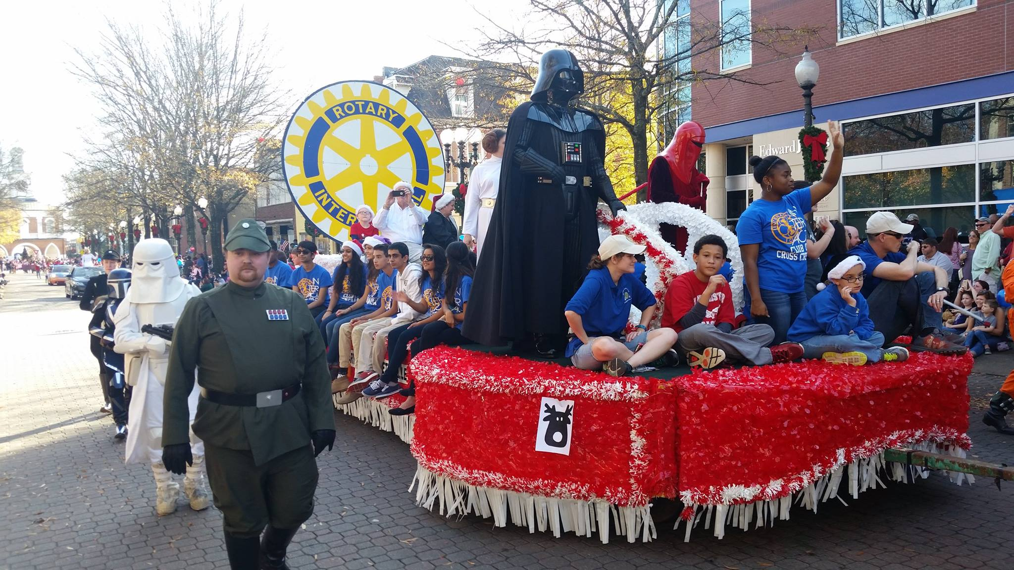 501st Legion Carolina Garrison – Dec. 12 – Fayetteville Christmas ...