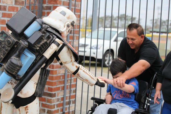 March 19 – Grand Strand Miracle League (Myrtle Beach,SC)