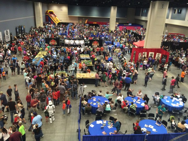 April 2&3 – BrickUniverse 2016 (Raleigh, NC)