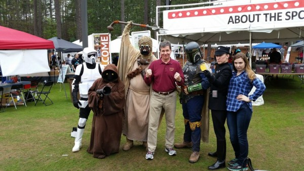 April 2 – SPCA K9 3K and Woofstock (Cary, NC)