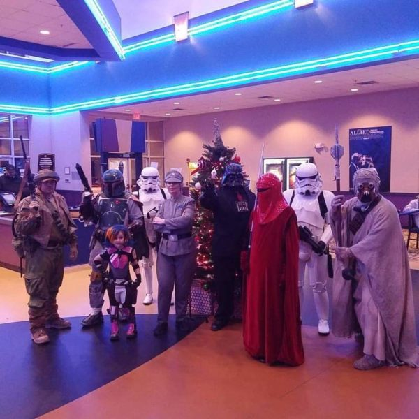 Dec. 15 – Rogue One Preview Night (Wilson, NC)