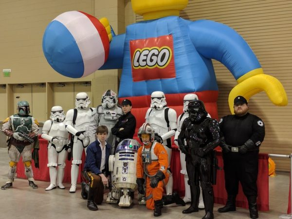 March 18-19: BrickFest Live (Charleston, SC)