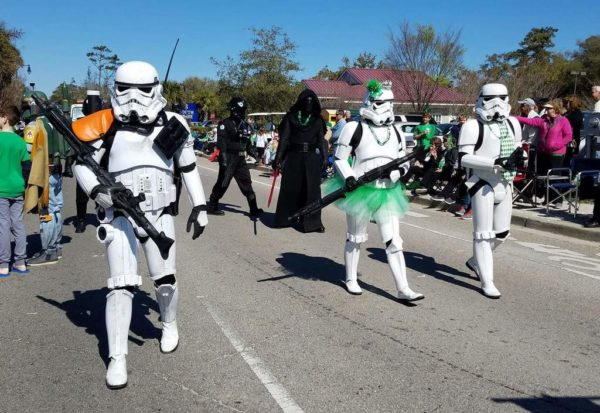 March 11 – 29th Annual St. Patrick's Parade (Myrtle Beach, SC)