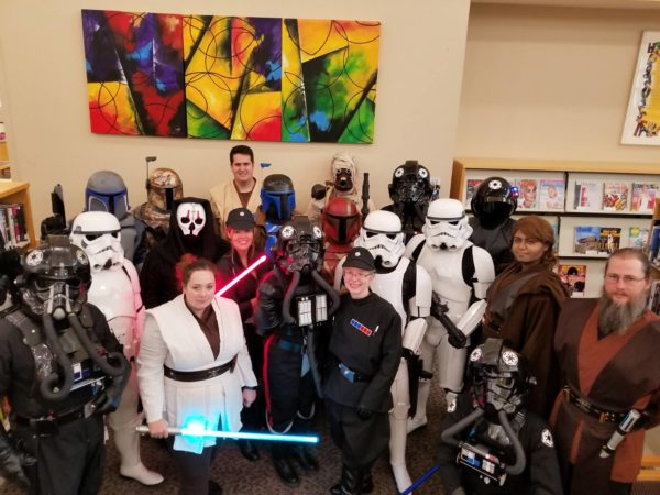June 24 –  3rd Annual Star Wars Festival (Greensboro, NC)