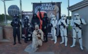 July 8 – Wilmington Sharks Star Wars Night (Wilmington,NC)