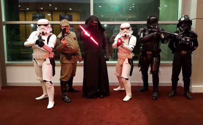 Nov. 9 – NC Symphony – Music of Star Wars (Wilmington, NC)