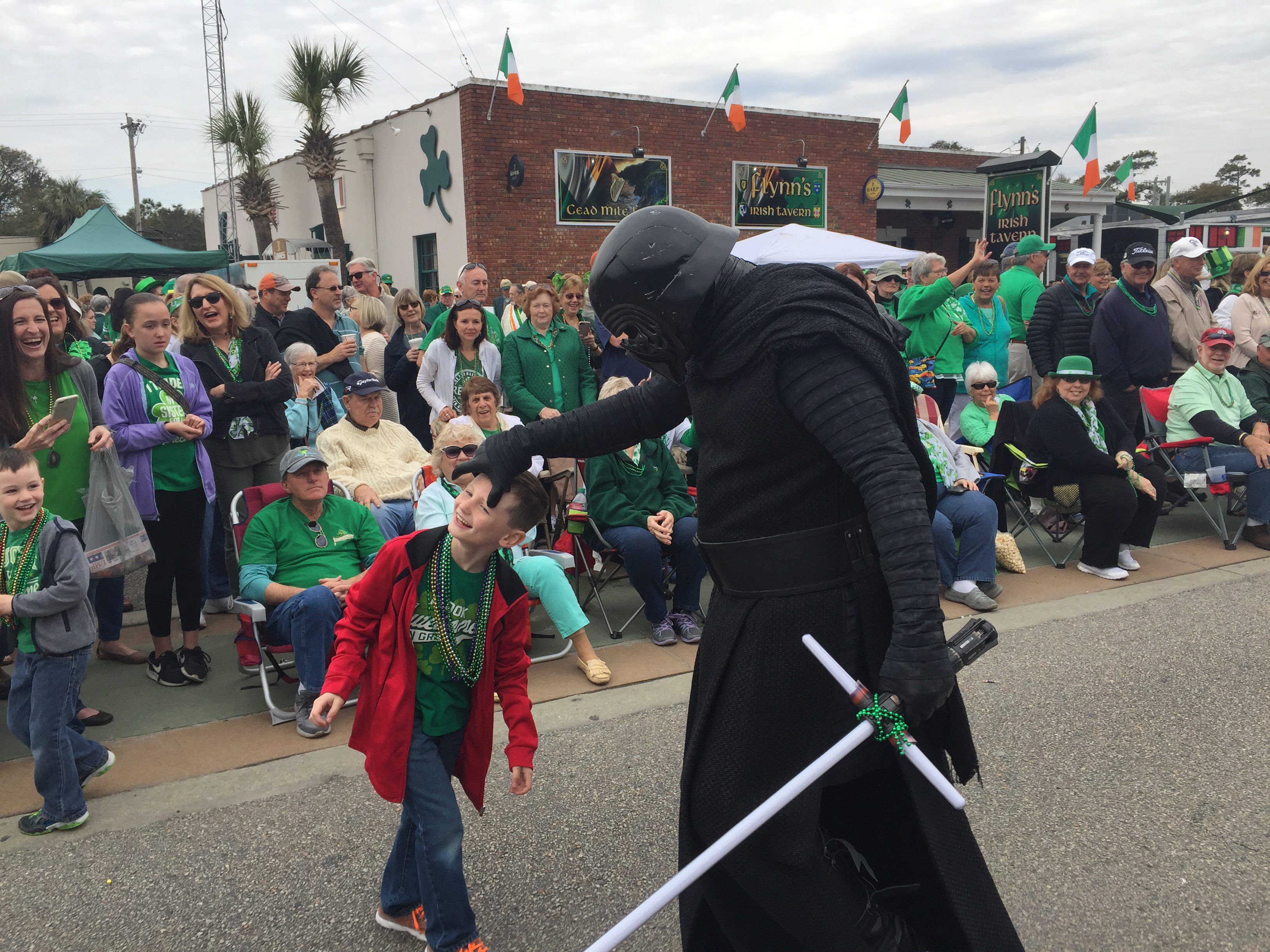 501st Legion Carolina Garrison – March 17 – St. Patrick\'s Day Parade ...